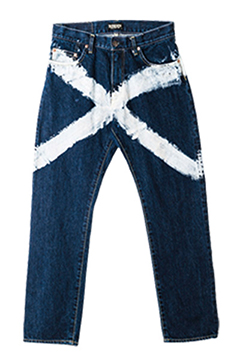 【予約商品】Zephyren DENIM -DANNY- X-WASH