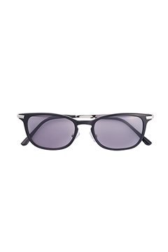 【予約商品】SUNGLASS - INTELLIGENCE - BLACK / L.SMOKE
