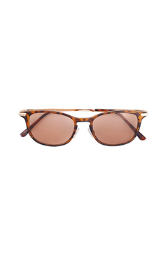 SUNGLASS - INTELLIGENCE - BROWN / L.BROWN