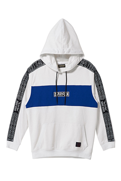 TAPE BIG PARKA WHITE