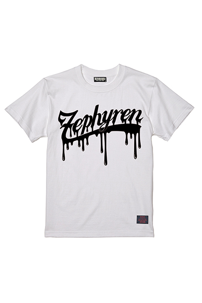 S/S TEE - BEYOND PAINTED - WHITE