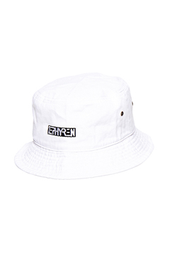 【予約商品】BUCKET HAT -PROVE- WHITE
