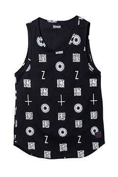 【予約商品】BIG TANKTOP BLACK / 如意宝珠