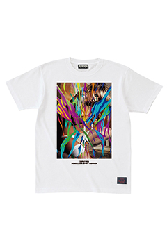 S/S TEE - GIRL TATTOO - WHITE