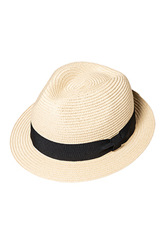 【予約商品】PANAMA HAT WHITE