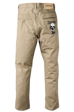 WORK PANTS -SKULL HEAD- BGE