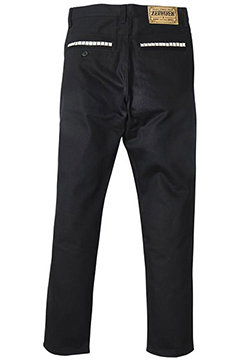 STADS WORK PANTS BLK