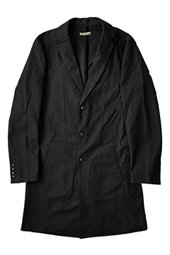CHESTER COAT BLK