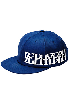 SIDE EMBROYDERY B.B CAP                 -VISIONARY- NVY