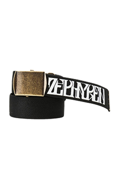 G.I BELT -VISIONARY- BLK