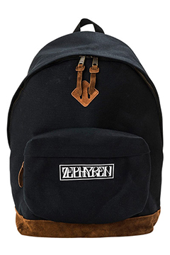 BACK PACK -VISIONARY- BLK