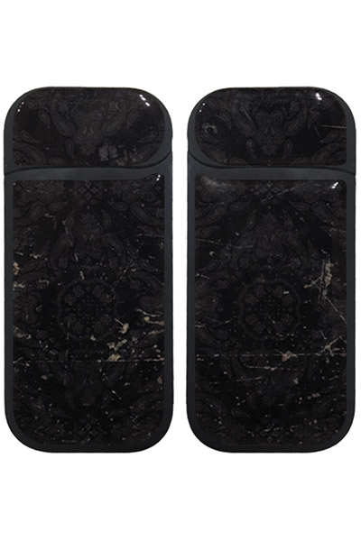 iQOS PROTECTOR -PAISLEY- BLACK