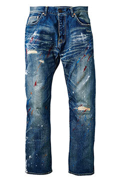DENIM -DEREK- HARD-WASH-IIxPAINT