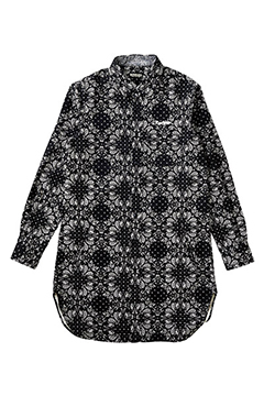 LONG SHIRT L/S -Resolve- PAISLEY