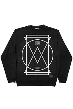 SWEAT -PORTAL- BLACK
