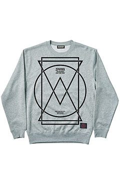 SWEAT -PORTAL- GRAY