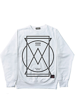 SWEAT -PORTAL- WHITE