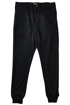 JERSEY SLACKS BLACK