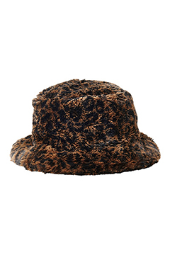 BOA BUCKET HAT LEOPARD