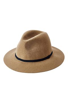 FELT HAT CAMEL