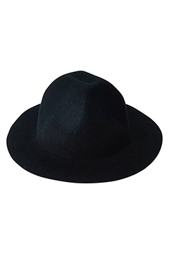 BIRD MOUNTAIN HAT BLACK