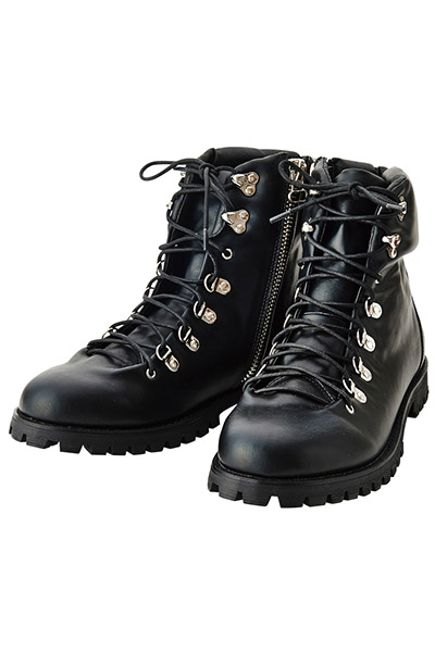 MOUNTAIN BOOTS -RIDGE- BLACK