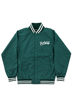 NYLON STUDIUM JKT-BEYOND- DARK.GREEN