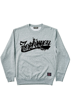 LIGHT WEIGHT SWEAT-BEYOND FLAME- GRY