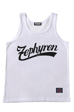 TANK TOP -BEYOND- WHITE