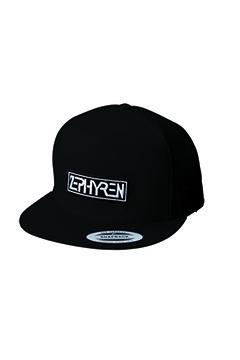 【予約商品】Zephyren (ゼファレン) TWILL MESH CAP -PROVE- BLACK