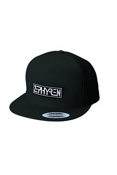【予約商品】Zephyren (ゼファレン) TWILL MESH CAP -PROVE- CHARCOAL