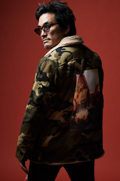 【予約商品】Zephyren(ゼファレン) BOA JACKET - Resolve / BUNNY - CAMO / BUNNY