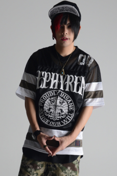 HOCKEY SHIRT S/S  BLACK