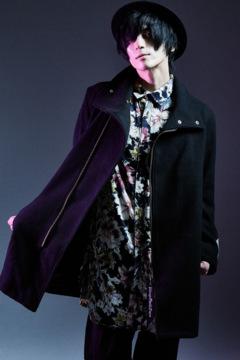 LONG COAT - ビレッジマンズストア × Zephyren -  BLACK