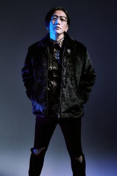 【予約商品】FUR JACKET  BLACK