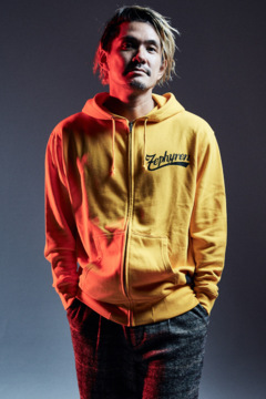 ZIP PARKA - BEYOND - YELLOW