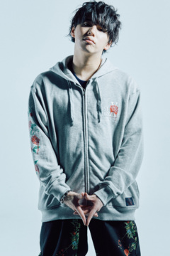PARKA - MY FIRST STORY 10th Anniversary - GRAY
