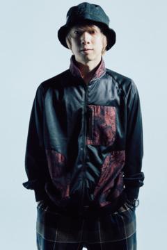 【予約商品】Zephyren(ゼファレン) JERSEY BLACK / RED