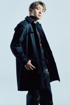 【予約商品】Zephyren(ゼファレン) LONG COAT BLACK