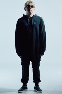 【予約商品】Zephyren(ゼファレン) JERSEY PANTS BLACK